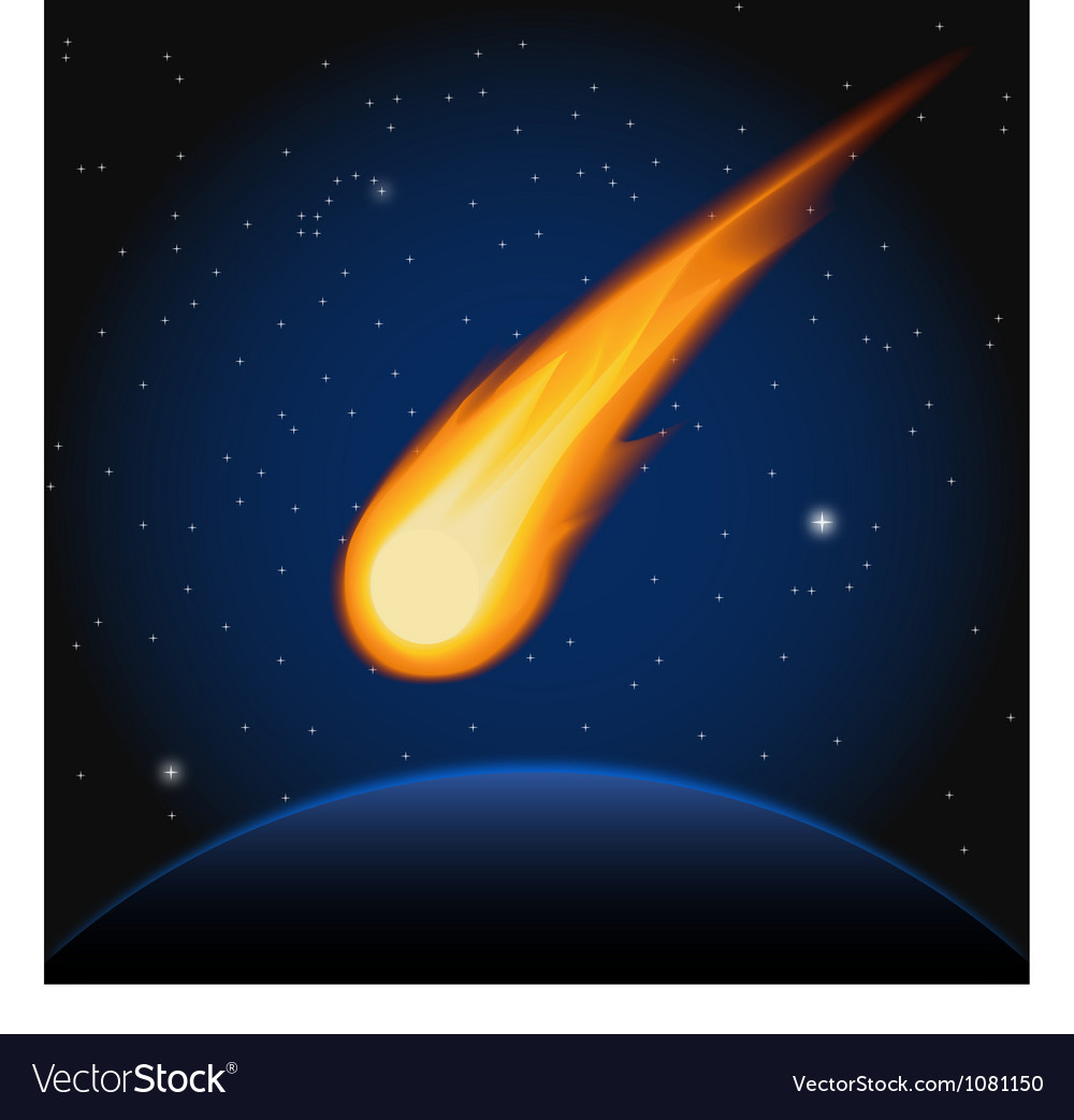 Meteor2 vector | Price: 1 Credit (USD $1)