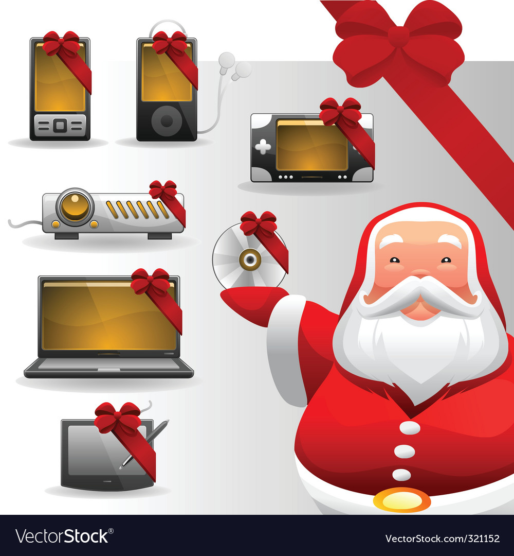 Christmas concept vector | Price: 1 Credit (USD $1)
