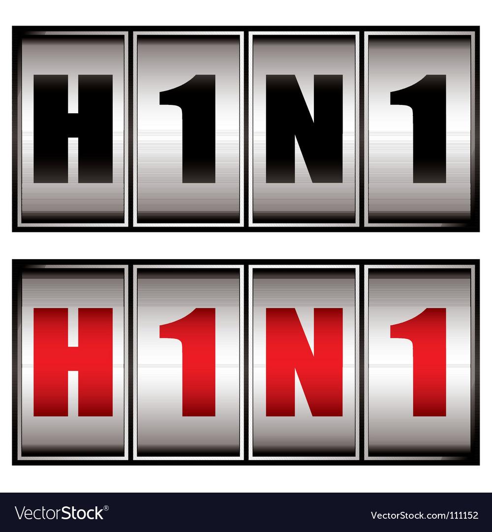 H1n1 dial vector   Price: 1 Credit (USD $1)