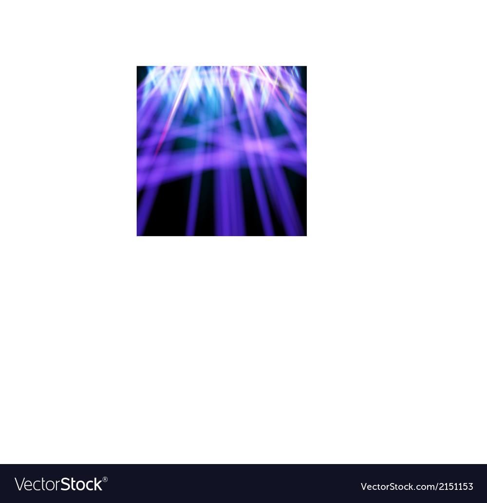 Purple beams in the smoke vector | Price: 1 Credit (USD $1)