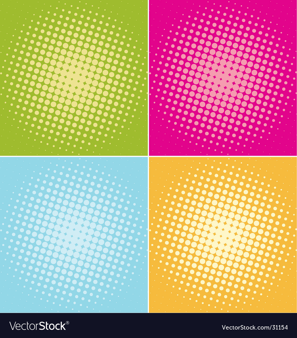 Halftone-dots vector | Price: 1 Credit (USD $1)
