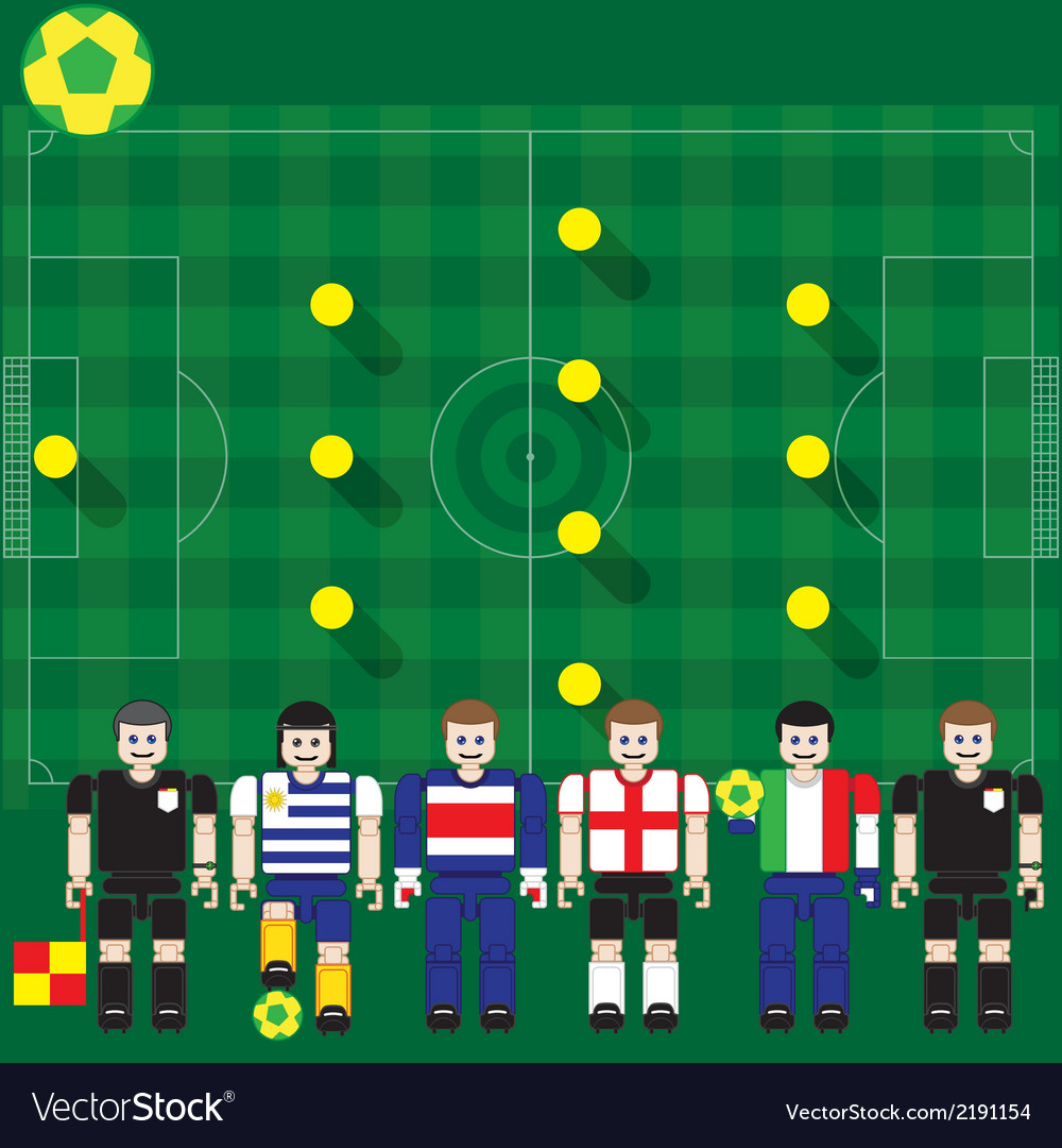 World cup 2014 group d vector | Price: 1 Credit (USD $1)
