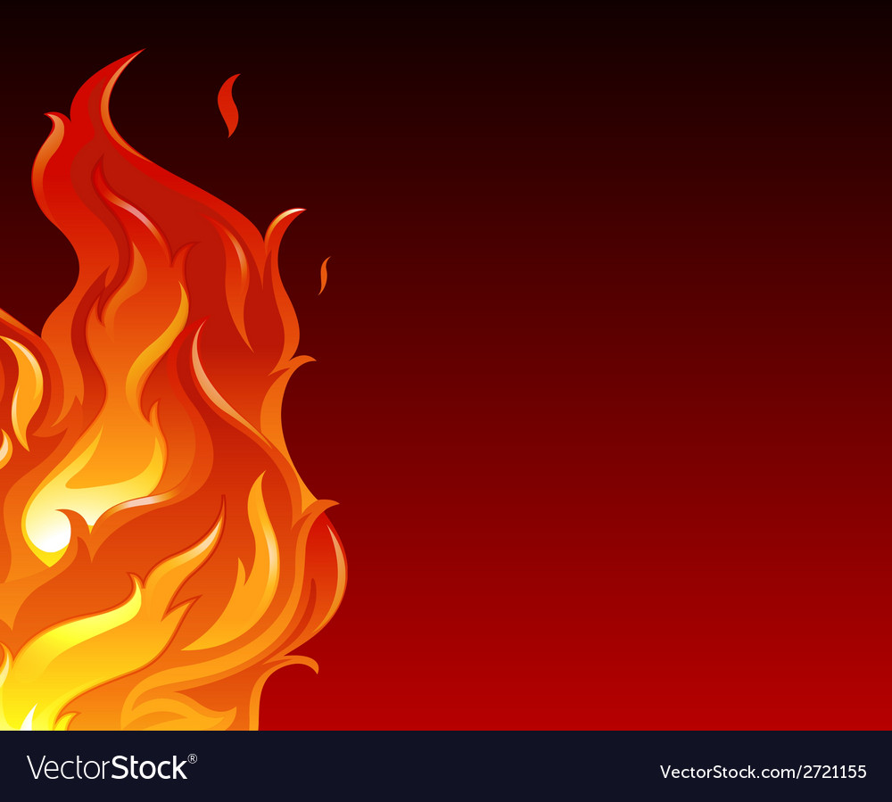 A big flame vector   Price: 1 Credit (USD $1)