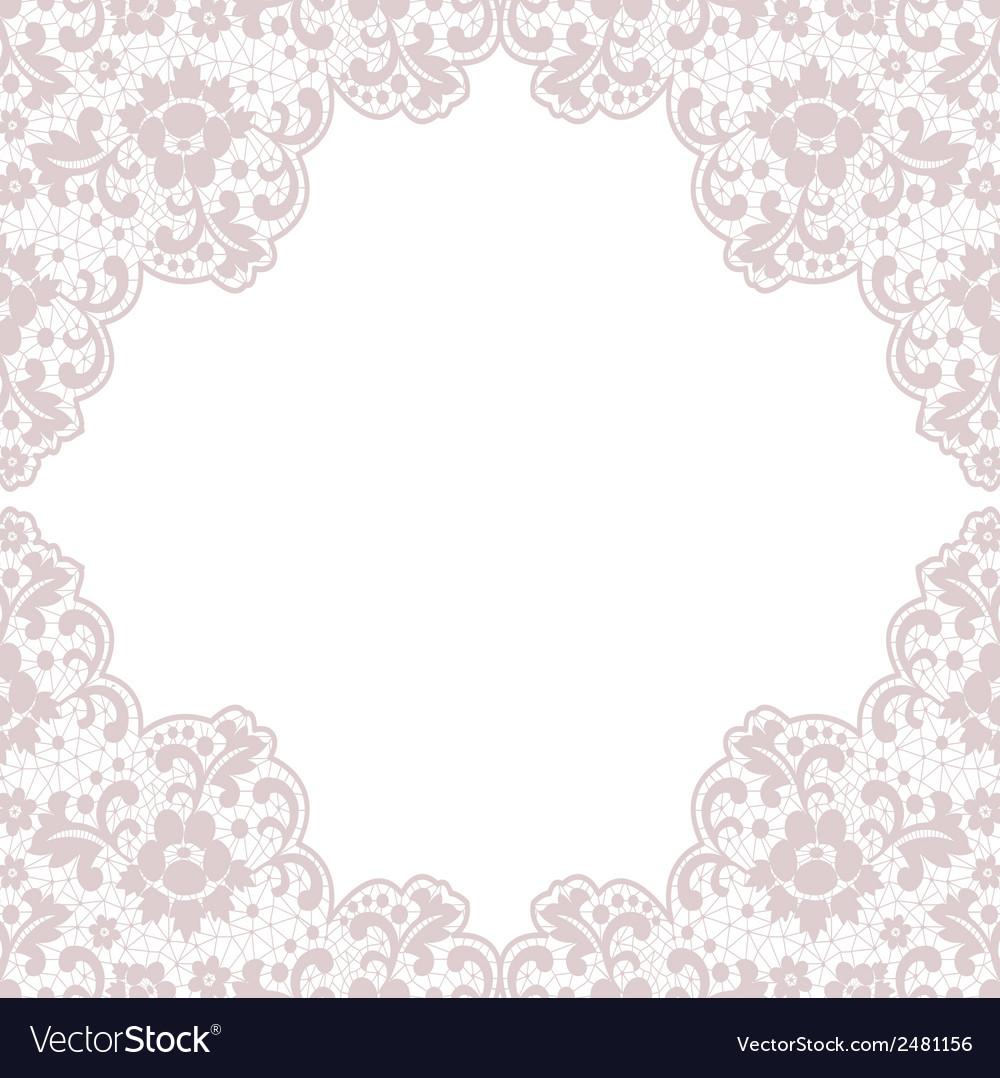 Retro stylish frame vector | Price: 1 Credit (USD $1)