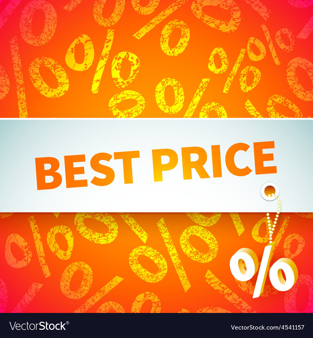 Bright promotional banner vector | Price: 1 Credit (USD $1)