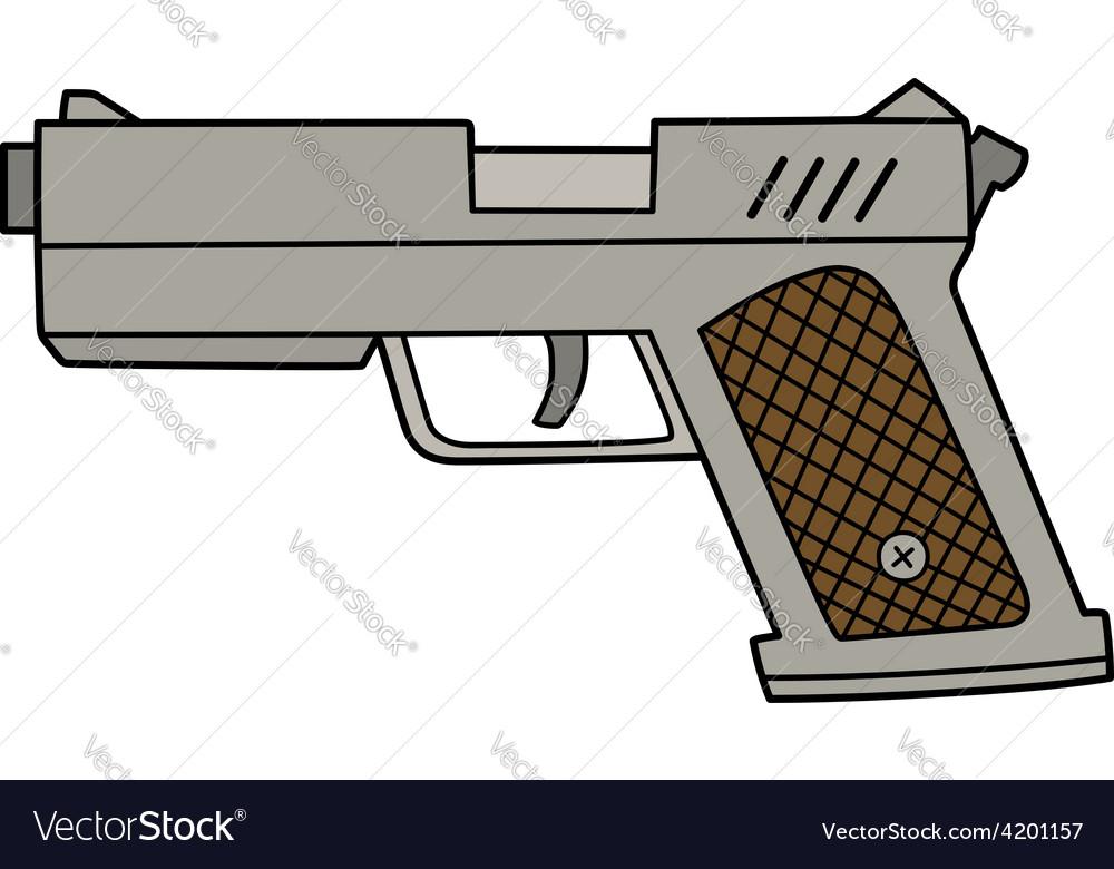 Gun vector   Price: 1 Credit (USD $1)
