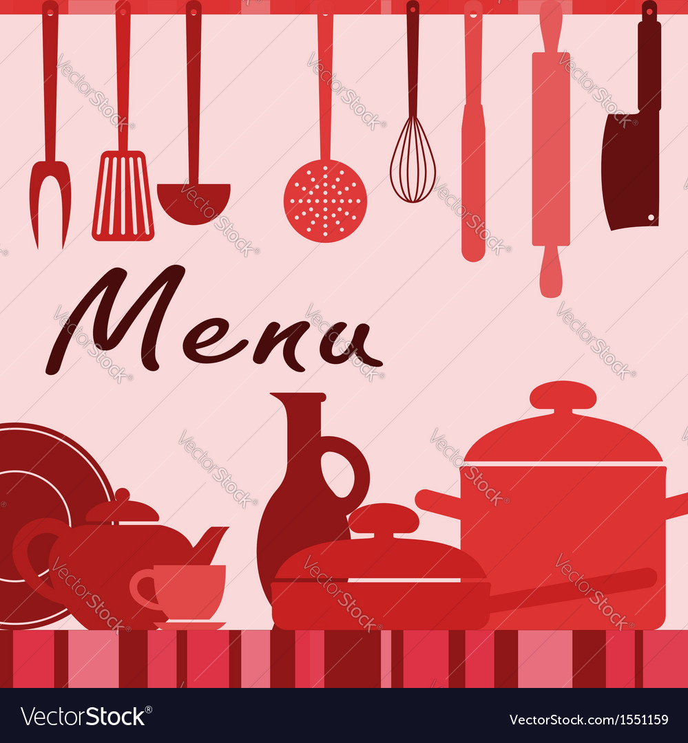 Kitchenware and cooking process vector | Price: 1 Credit (USD $1)