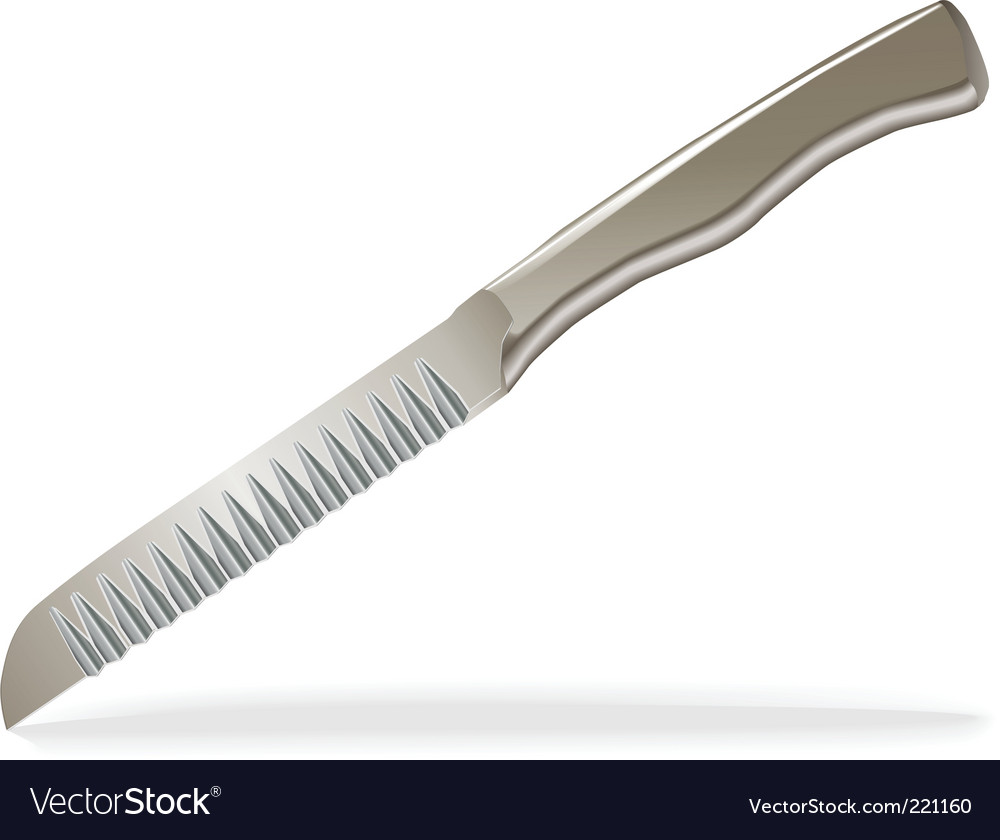 Kitchen decorating knife vector | Price: 1 Credit (USD $1)