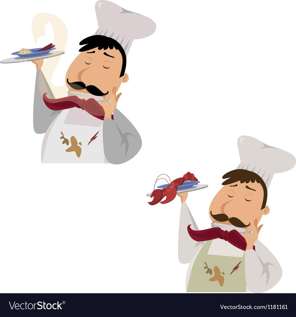 Chef vector | Price: 3 Credit (USD $3)