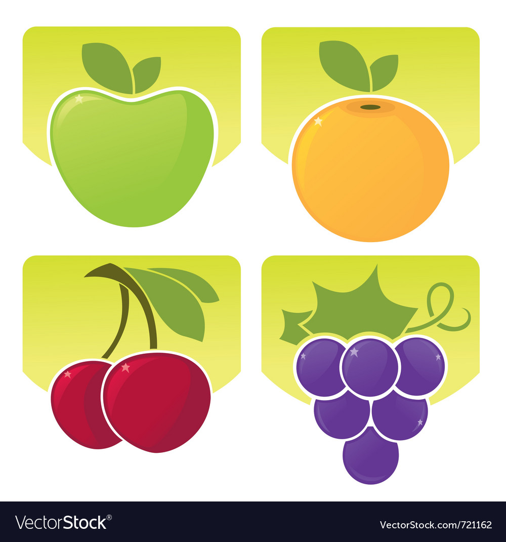 Sunny fruit vector   Price: 1 Credit (USD $1)