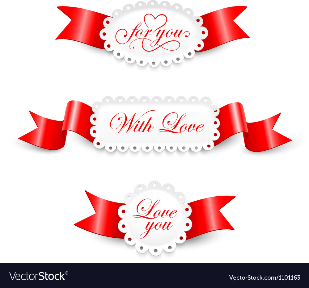 Elements to valentines day vector | Price: 1 Credit (USD $1)