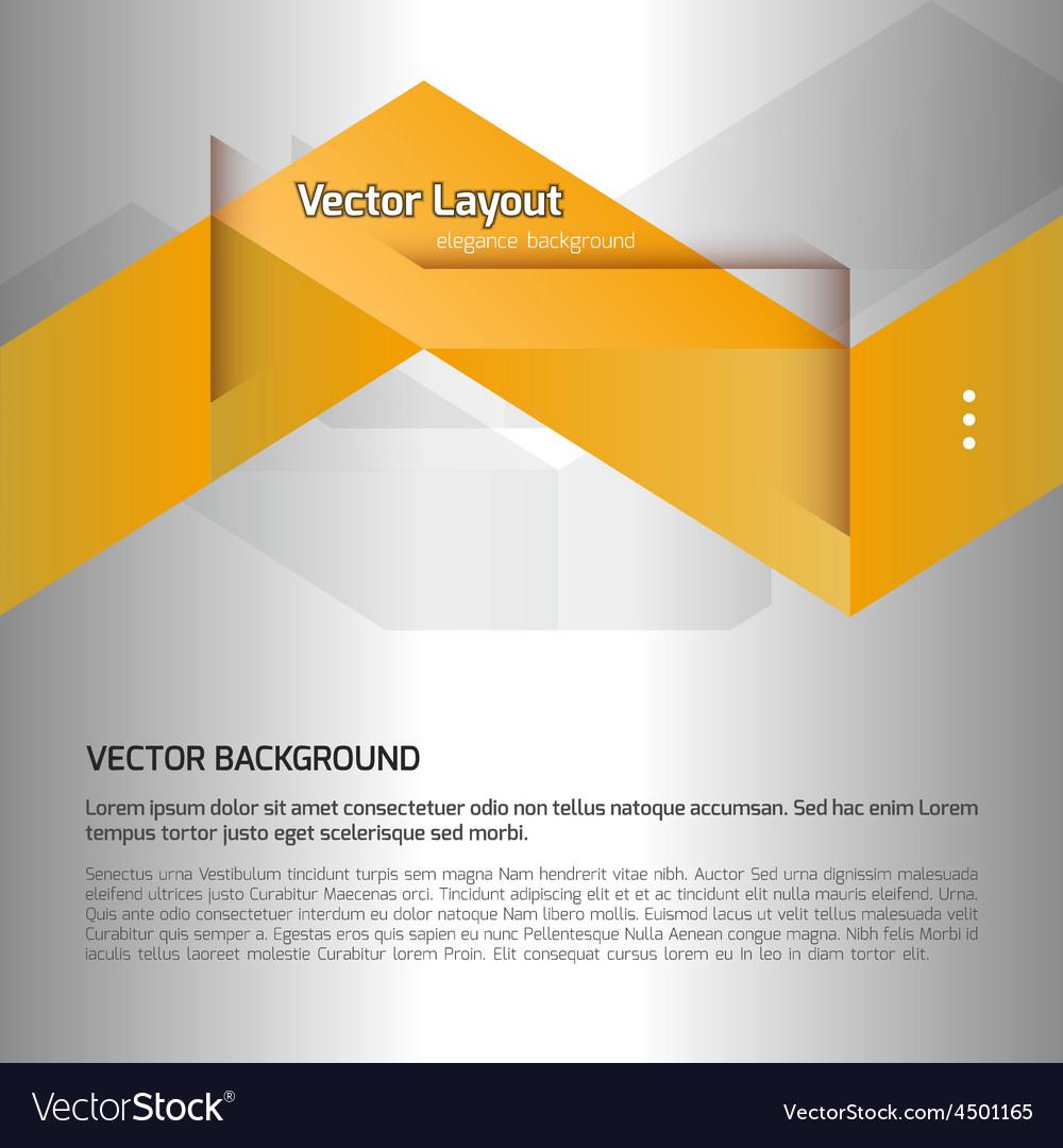 Design layout vector | Price: 1 Credit (USD $1)