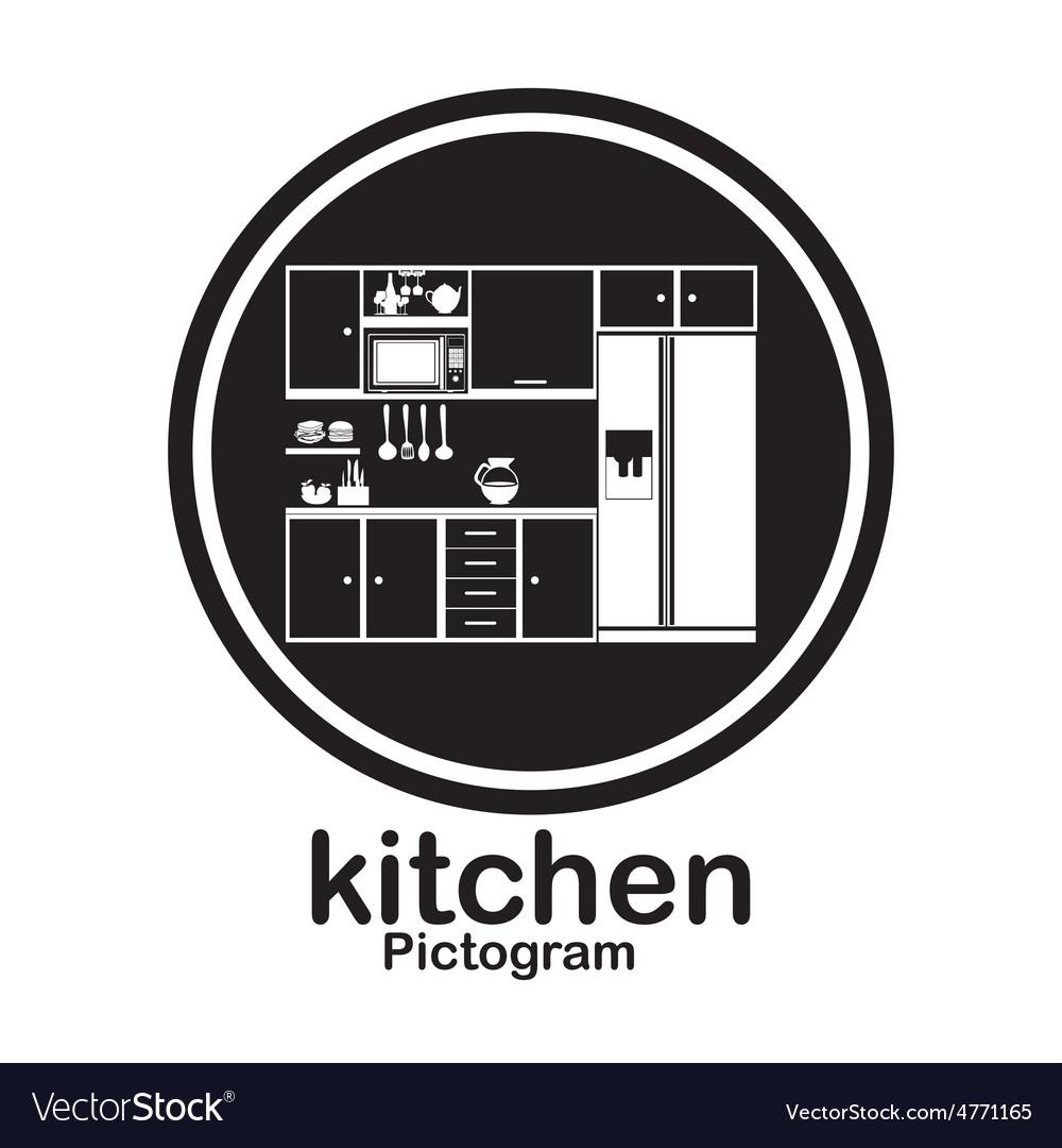 Pictogram design vector | Price: 1 Credit (USD $1)