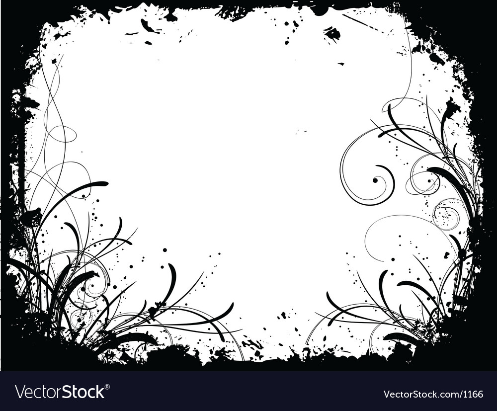 Decorative grunge vector | Price: 1 Credit (USD $1)