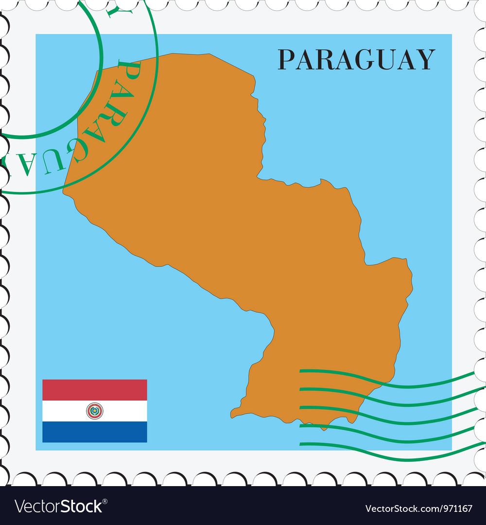 Mail to-from paraguay vector   Price: 1 Credit (USD $1)