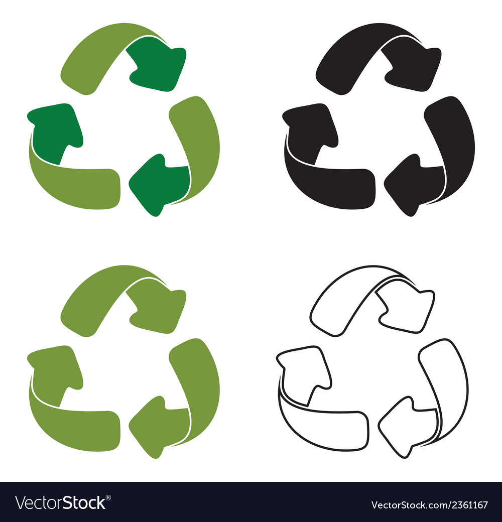 Recycle2 vector | Price: 1 Credit (USD $1)
