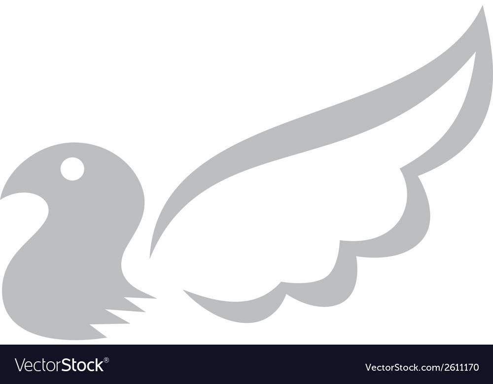 Bird logo vector   Price: 1 Credit (USD $1)