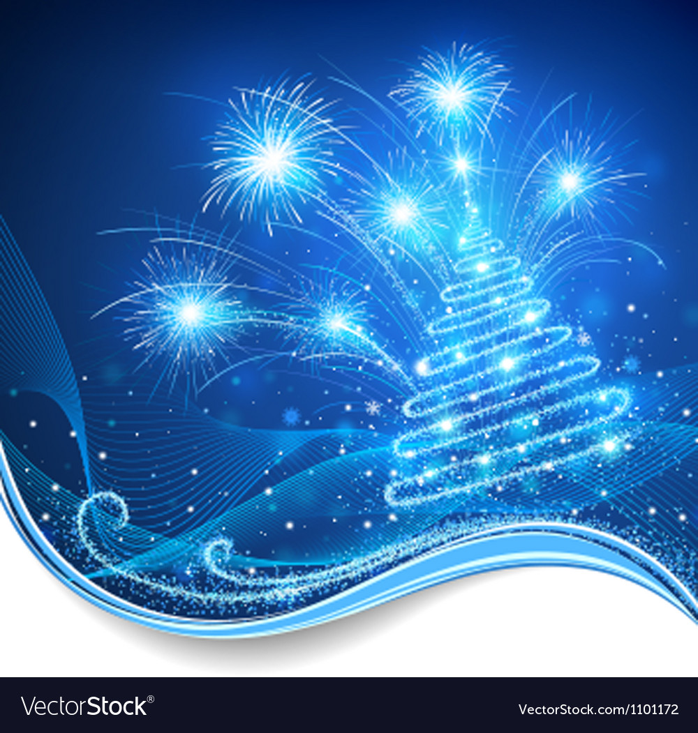 Magic christmas vector | Price: 1 Credit (USD $1)