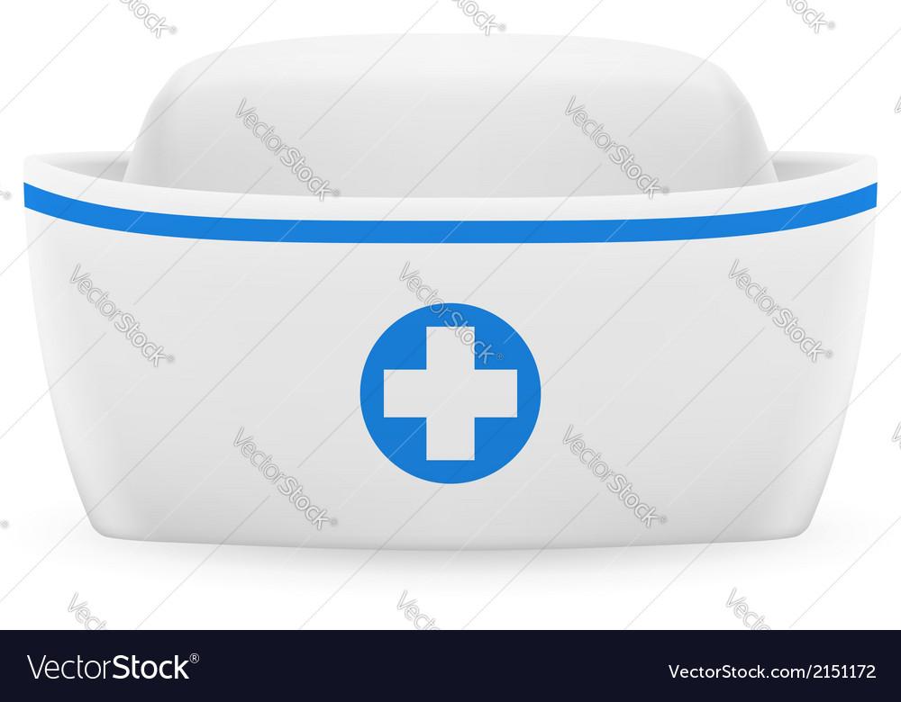 Nurse cap vector   Price: 1 Credit (USD $1)