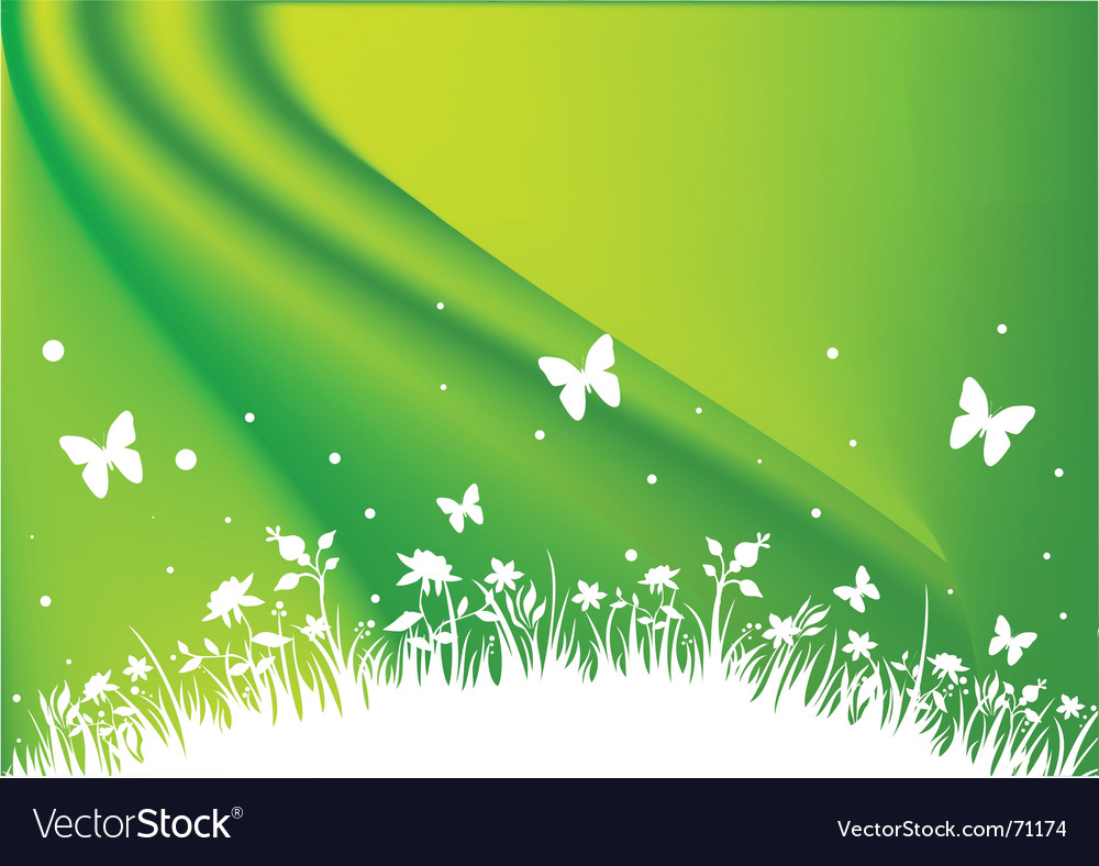 Field background vector | Price: 1 Credit (USD $1)
