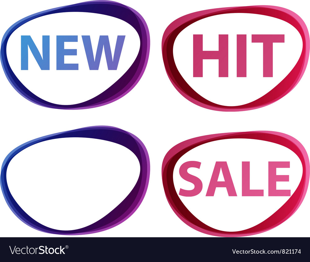 Stickers  sale new hit vector | Price: 1 Credit (USD $1)