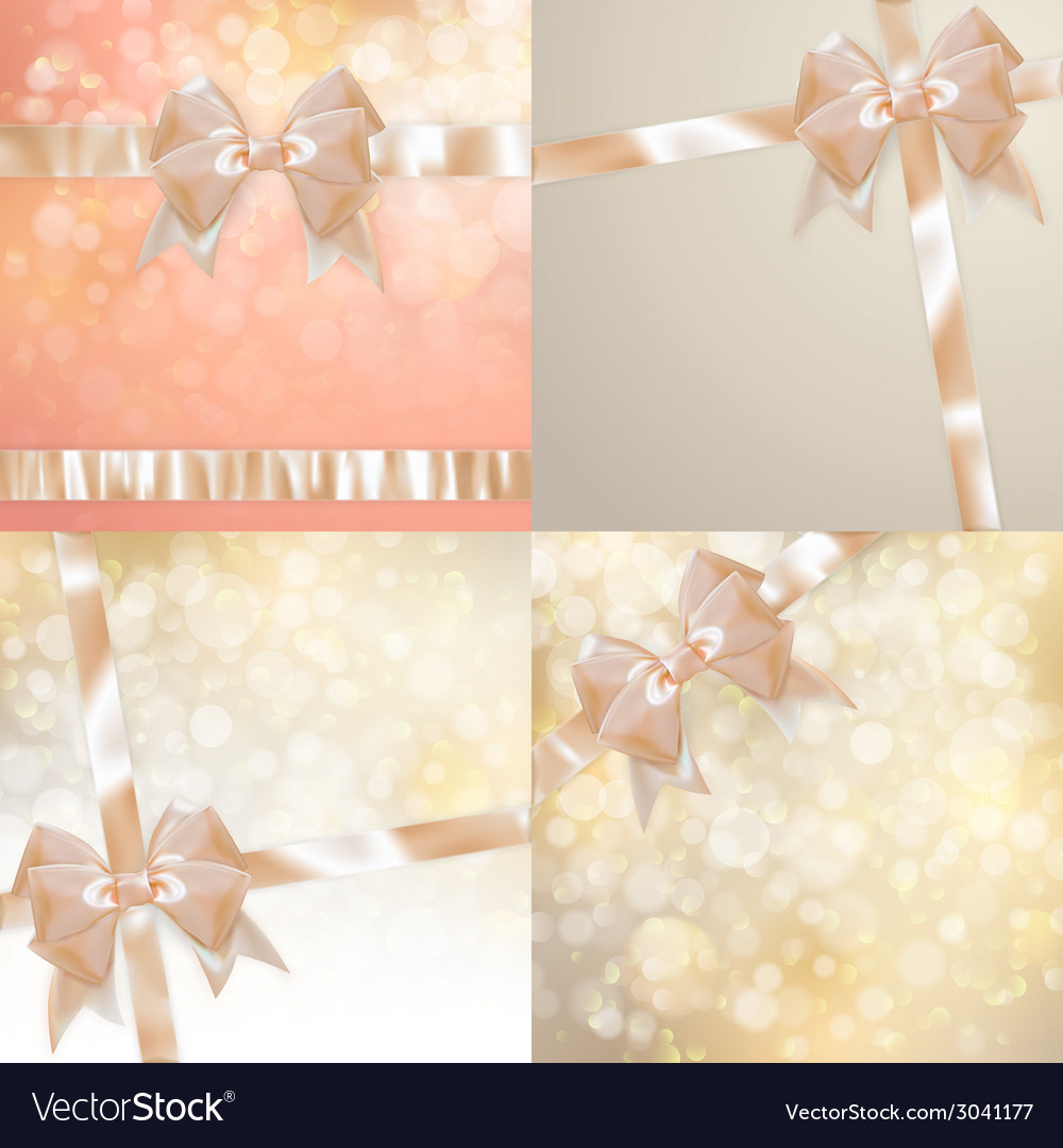 Christmas set of sparkle background eps 10 vector | Price: 1 Credit (USD $1)