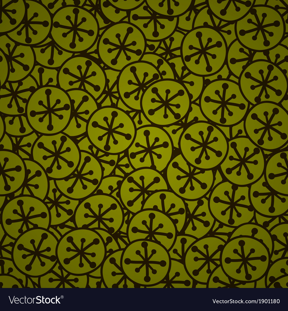 Seamless abstract pattern with geometric elements vector | Price: 1 Credit (USD $1)