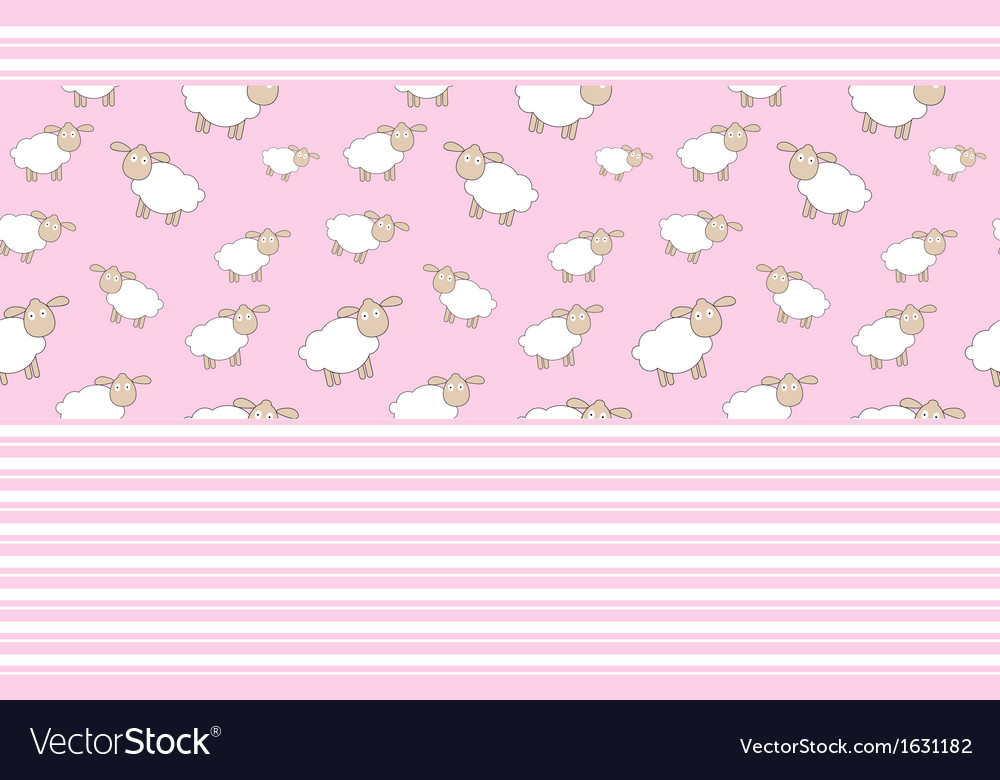 Abstract lamb background vector | Price: 1 Credit (USD $1)