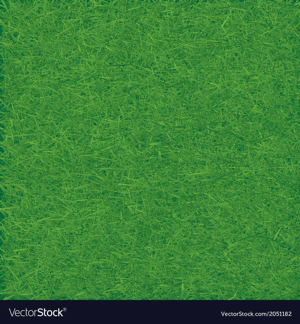Green grass field seamless vector | Price: 1 Credit (USD $1)
