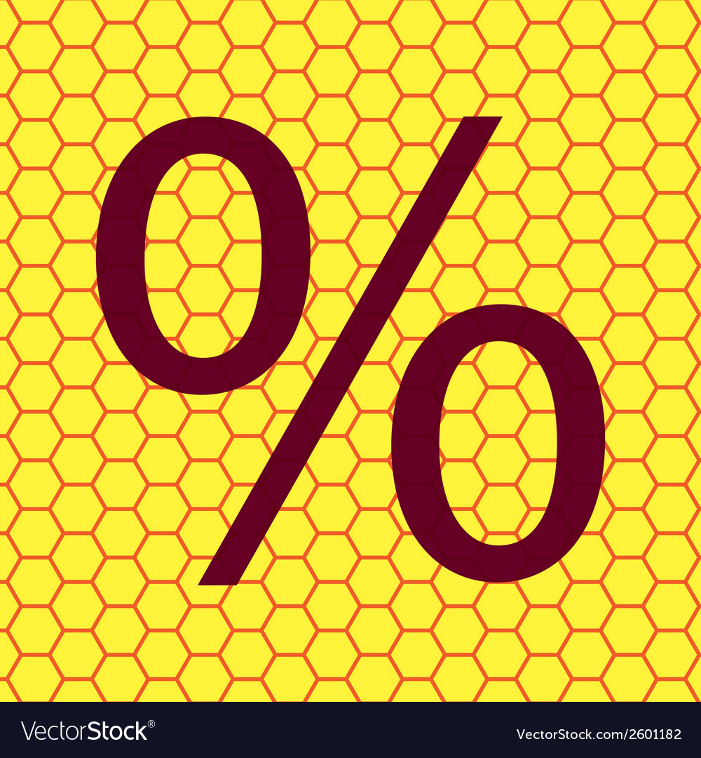 Percent flat modern web button and space for your vector   Price: 1 Credit (USD $1)