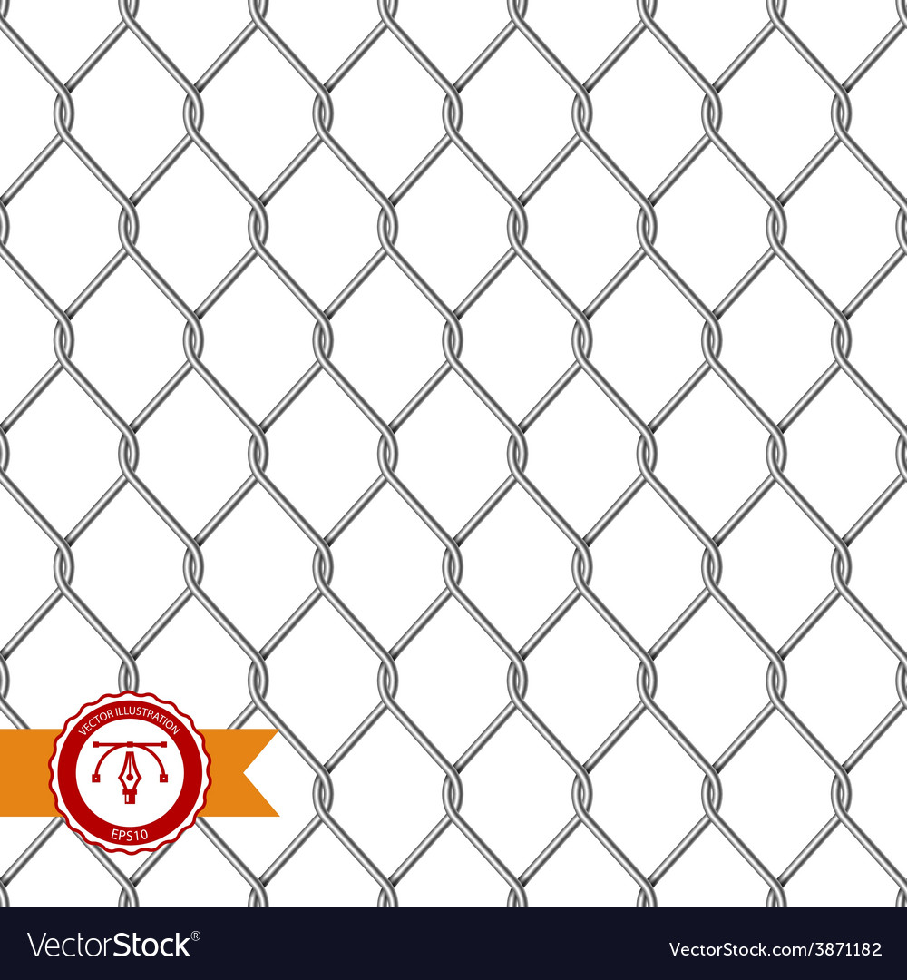 Seamless wire mesh vector | Price: 1 Credit (USD $1)