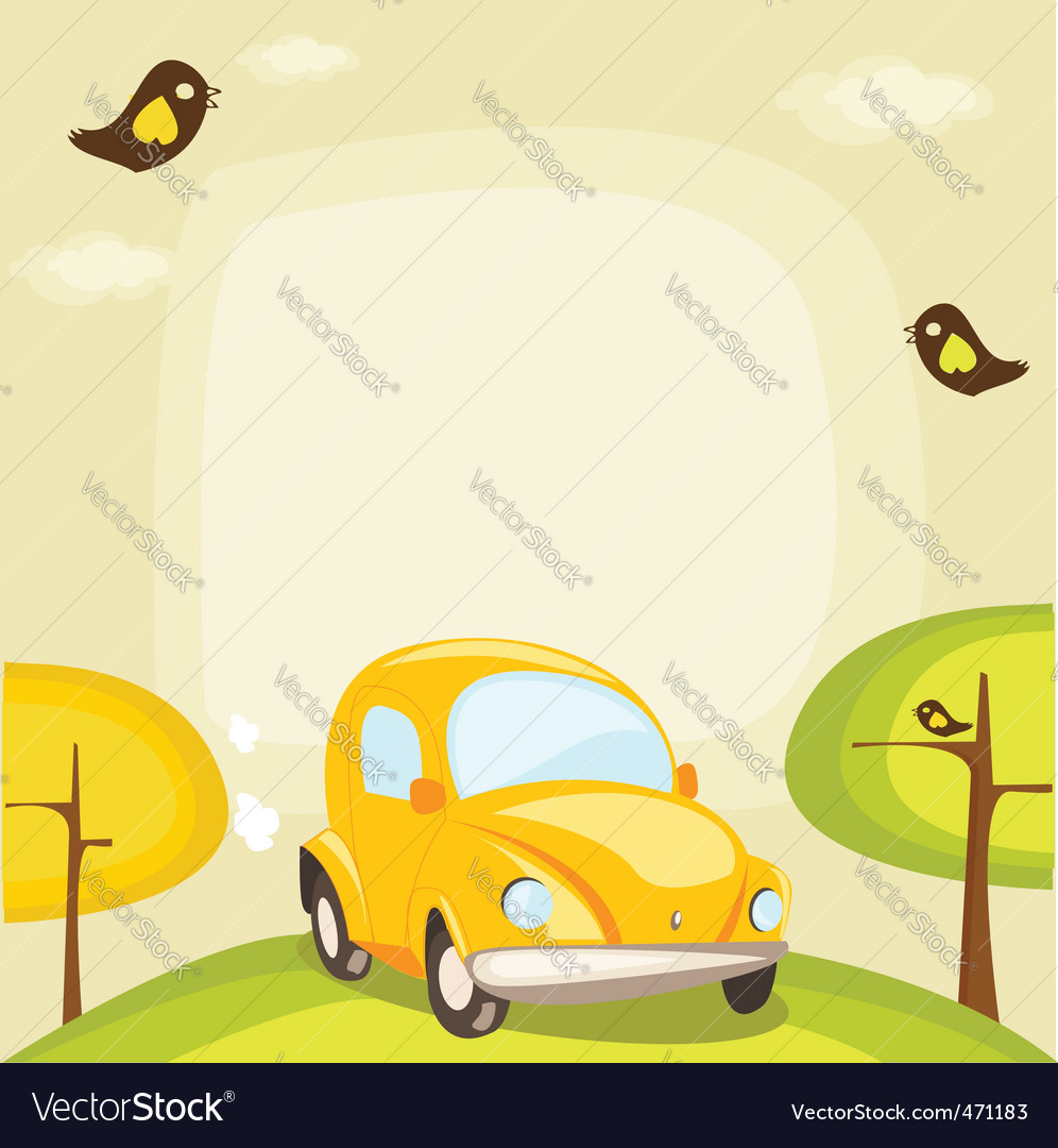Animation nature vector | Price: 3 Credit (USD $3)