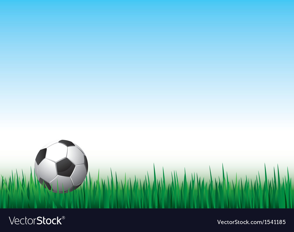 Ball grass vector | Price: 1 Credit (USD $1)