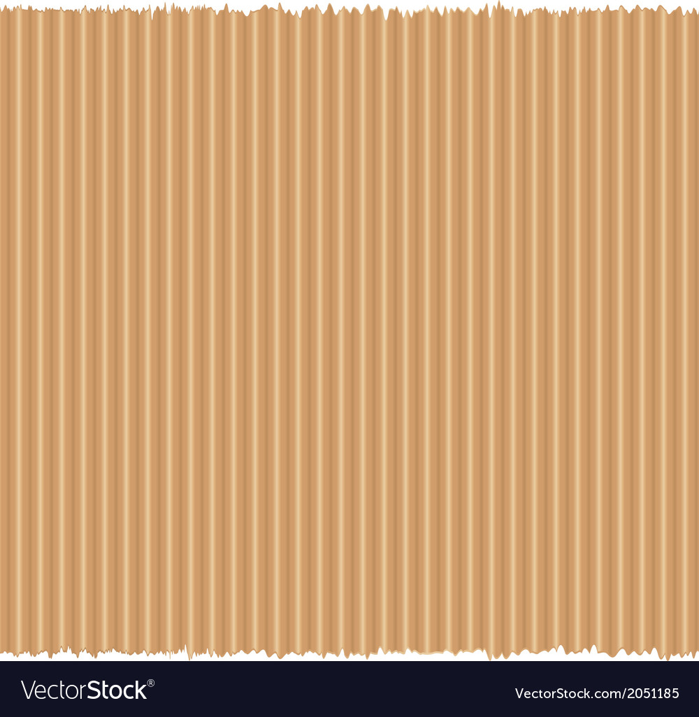 Brown recycled paper cardboard texture vector | Price: 1 Credit (USD $1)