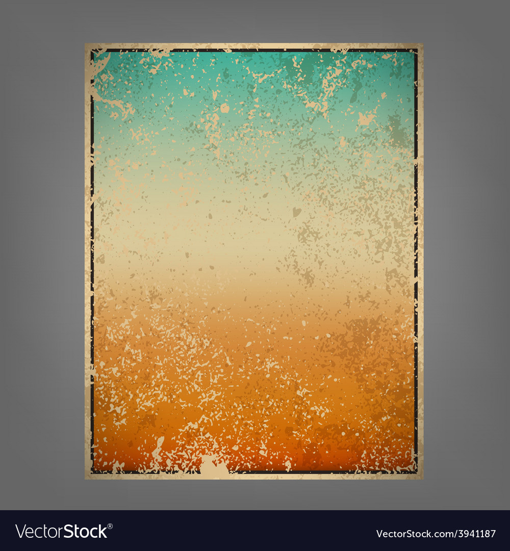 Report summer vintage vector | Price: 1 Credit (USD $1)