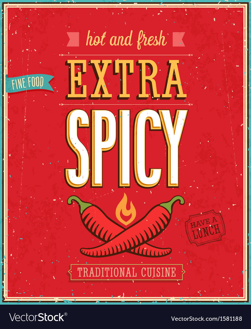 Extra spisy vector | Price: 1 Credit (USD $1)