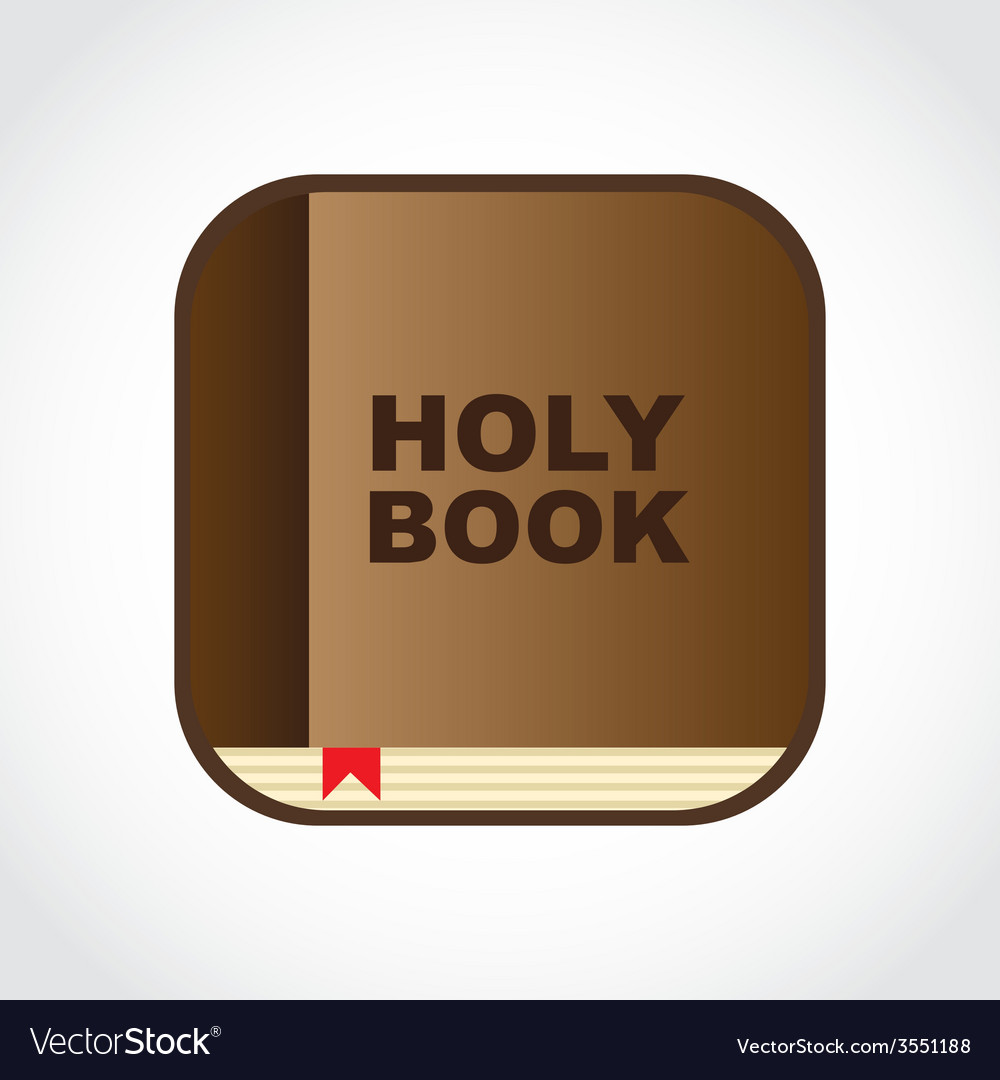 Holy book vector | Price: 1 Credit (USD $1)