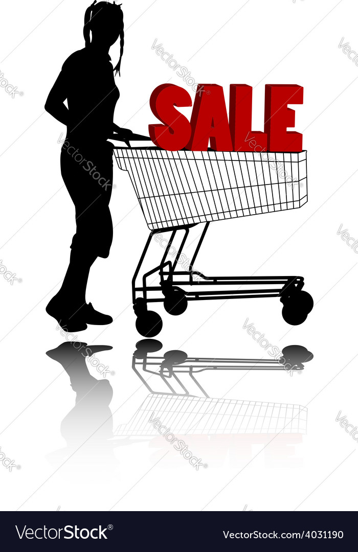 Sale concept vector | Price: 1 Credit (USD $1)