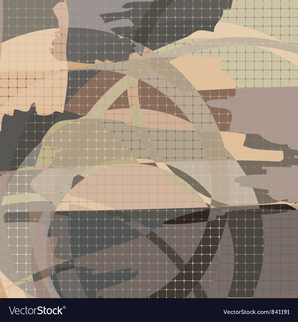 Abstract background squares vector | Price: 1 Credit (USD $1)