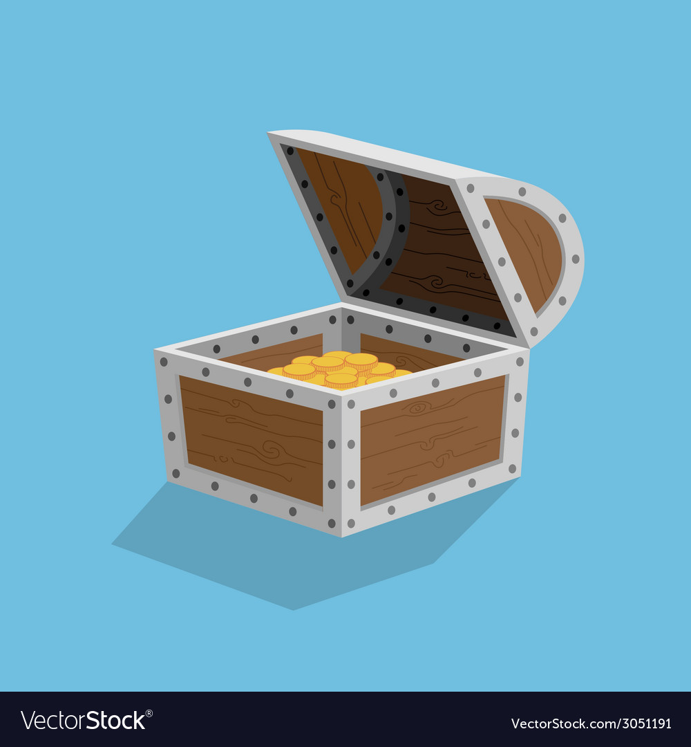 Chest vector | Price: 1 Credit (USD $1)