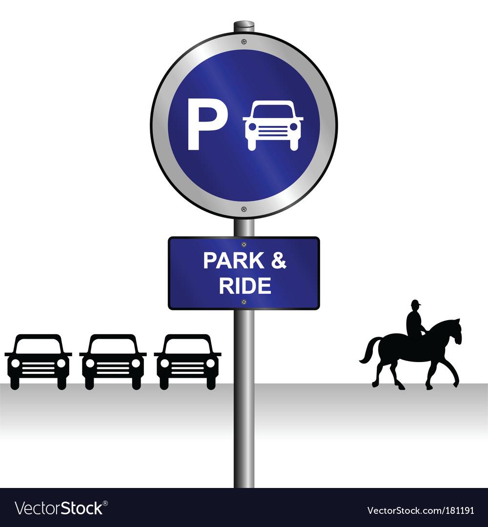 Park ride vector | Price: 1 Credit (USD $1)