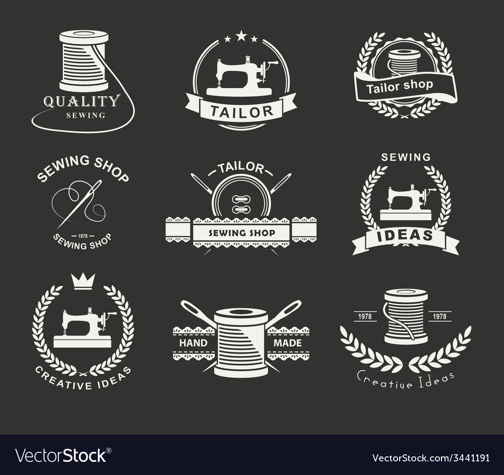 Tailor vector | Price: 1 Credit (USD $1)