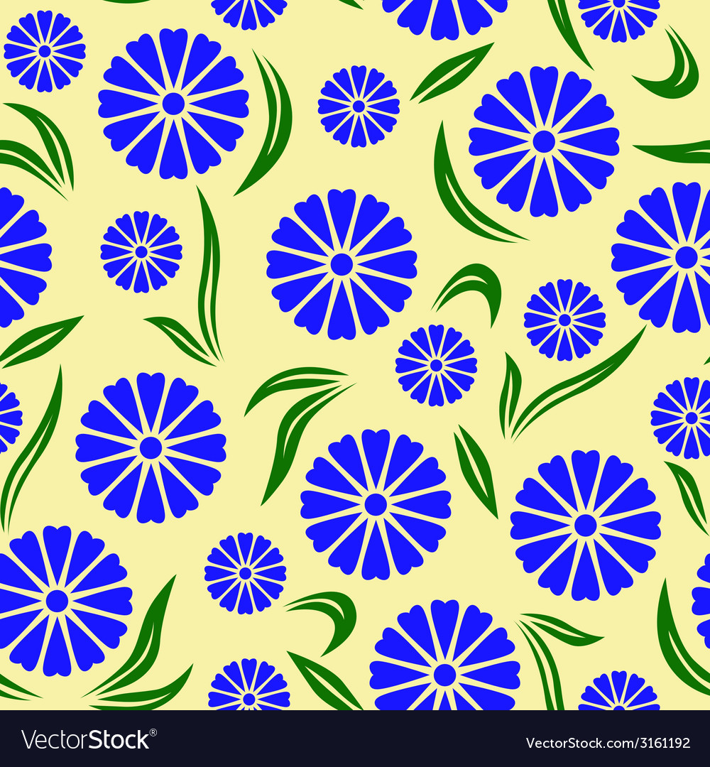 Pattern blue vector | Price: 1 Credit (USD $1)