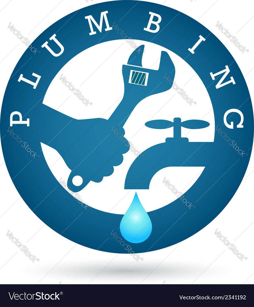Repair plumbing design vector | Price: 1 Credit (USD $1)