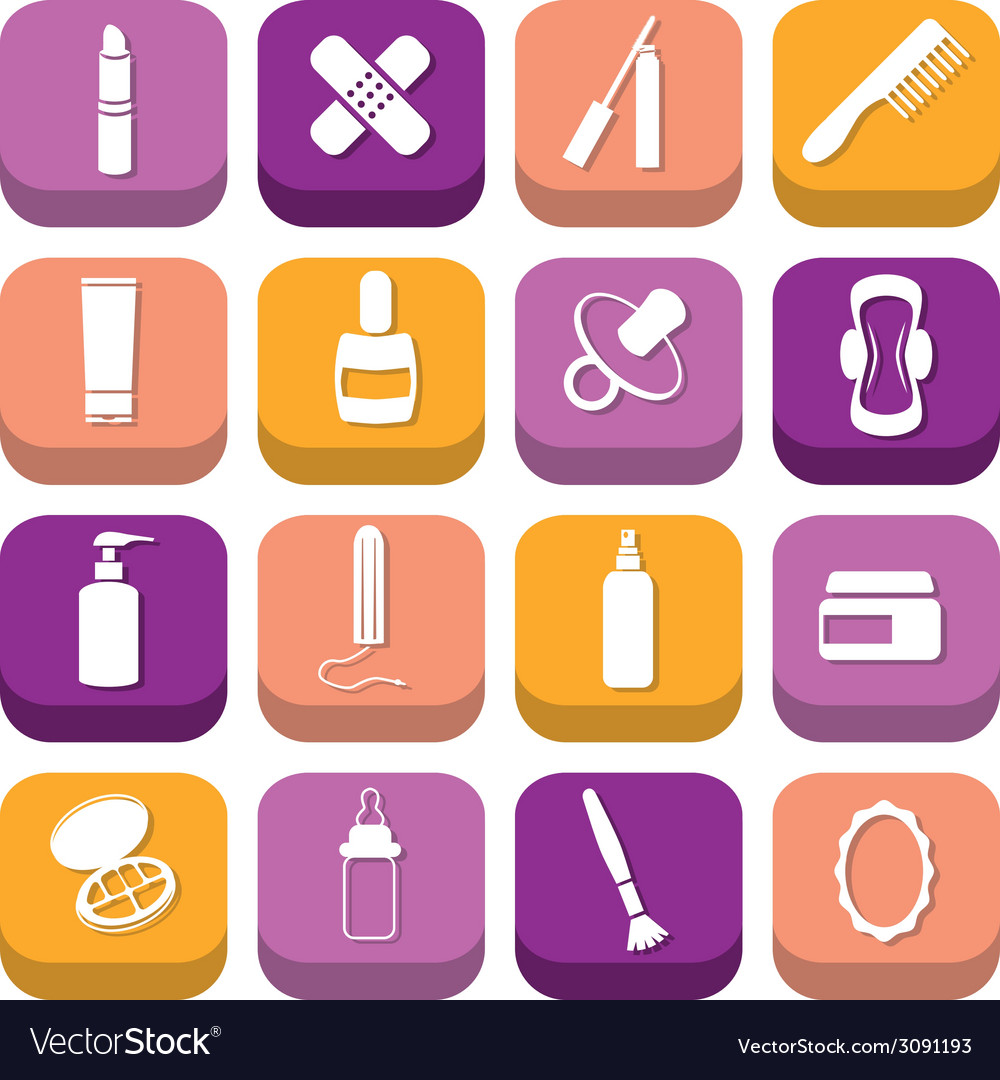 Drugstore icons vector | Price: 1 Credit (USD $1)