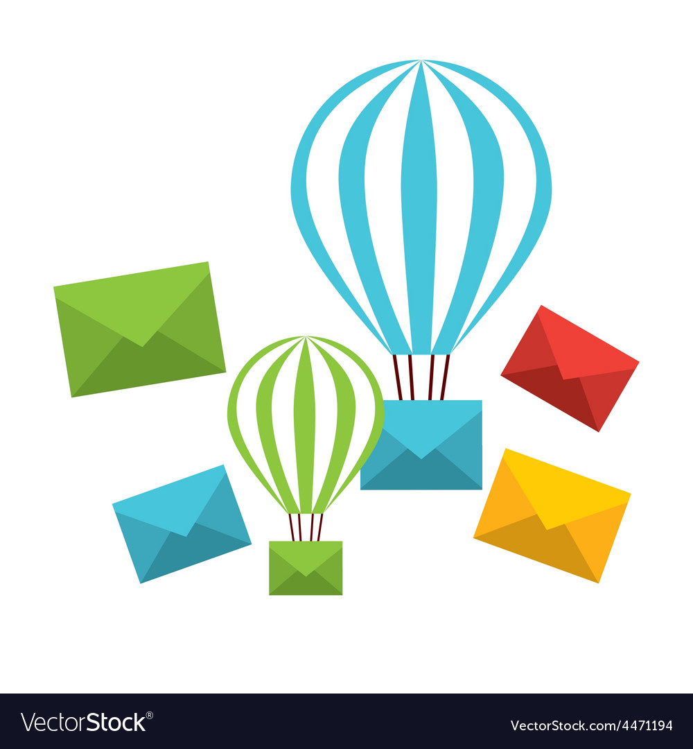 E-mail concept vector   Price: 1 Credit (USD $1)