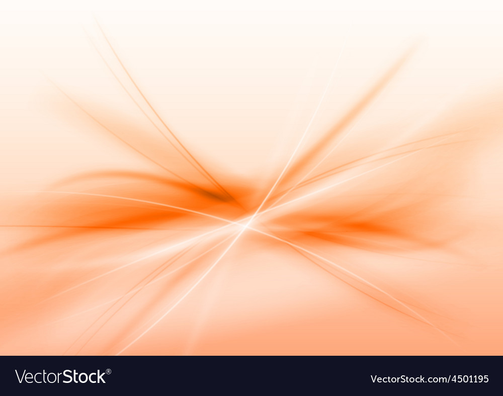 Abstract orange vector | Price: 1 Credit (USD $1)