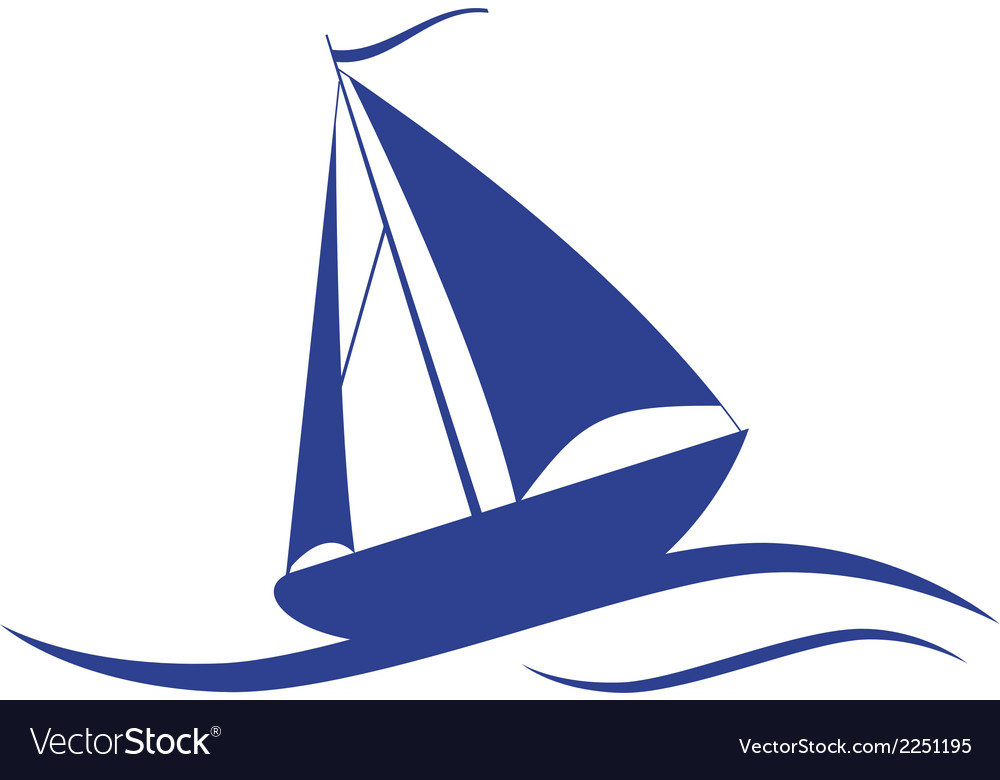 Sail ship vector | Price: 1 Credit (USD $1)