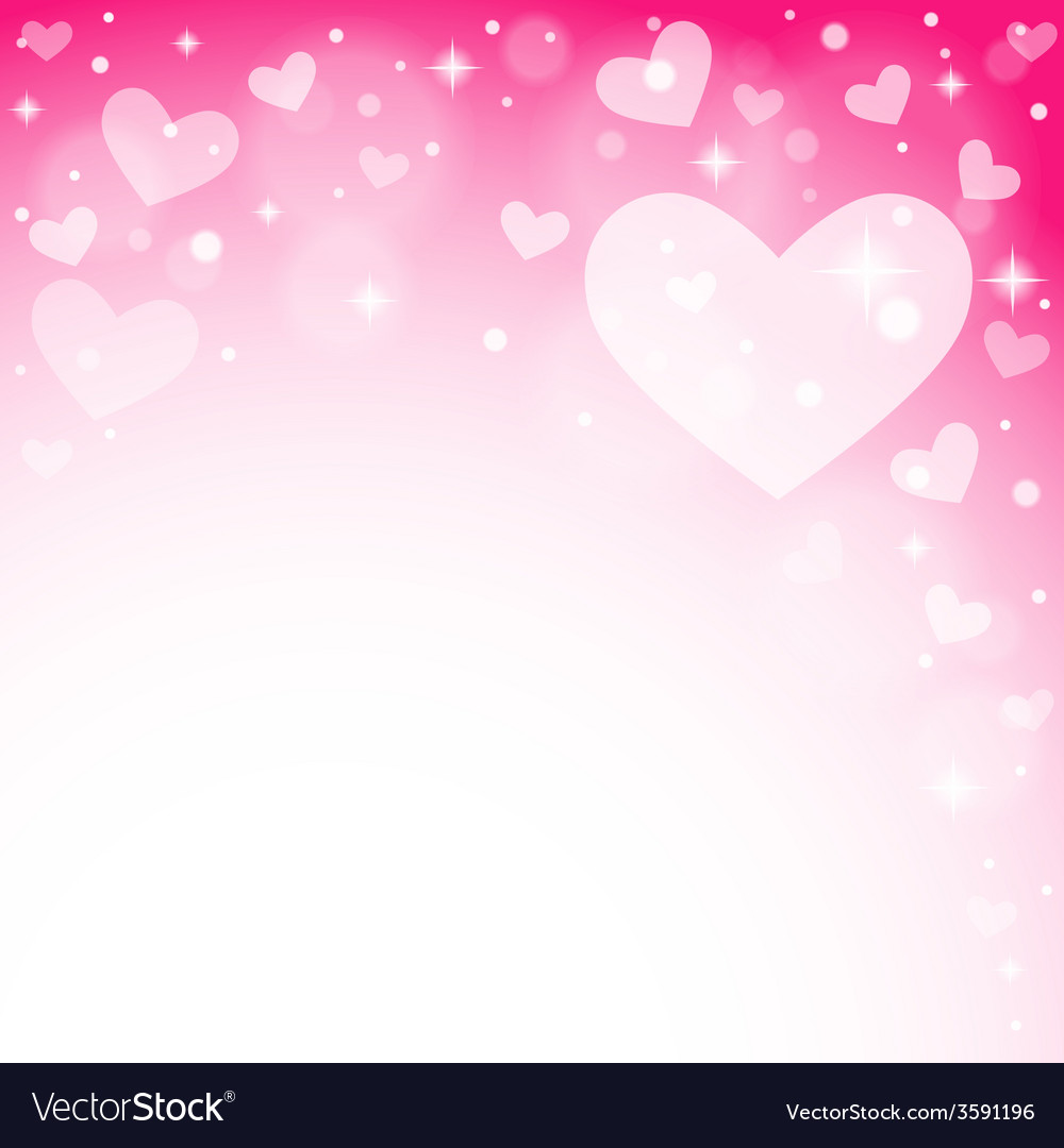 Abstract background to the valentine s day vector | Price: 1 Credit (USD $1)