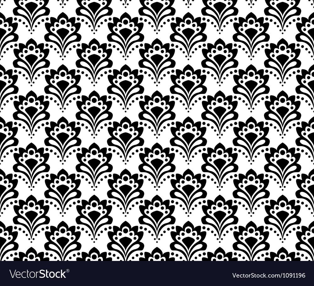 Black seamless background vector | Price: 1 Credit (USD $1)